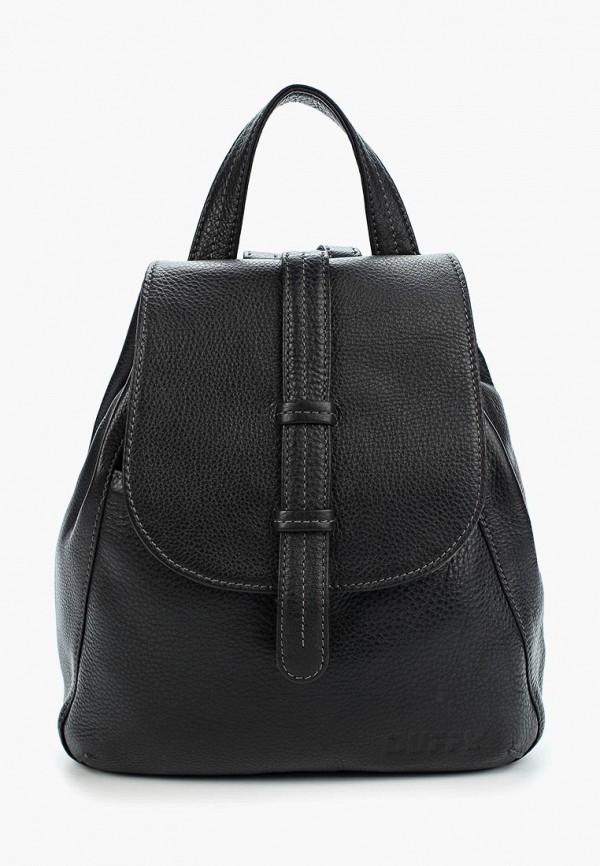 женский рюкзак duffy, черный
