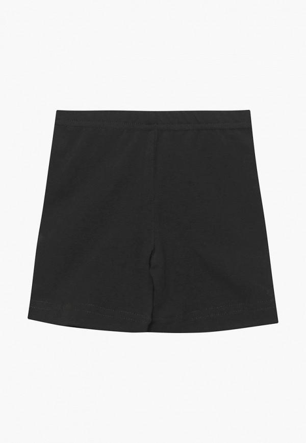 Шорты для девочки спортивные Belkina цвет черный