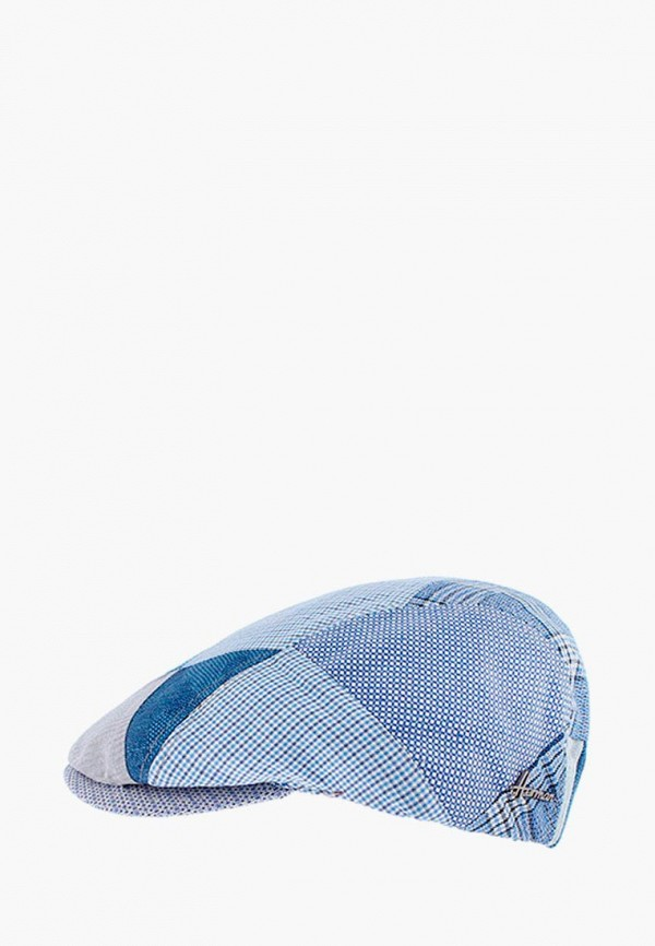женская кепка herman, синяя