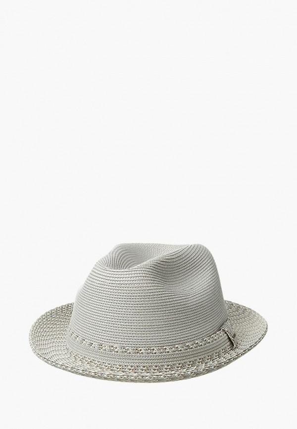 женская шляпа bailey, серая