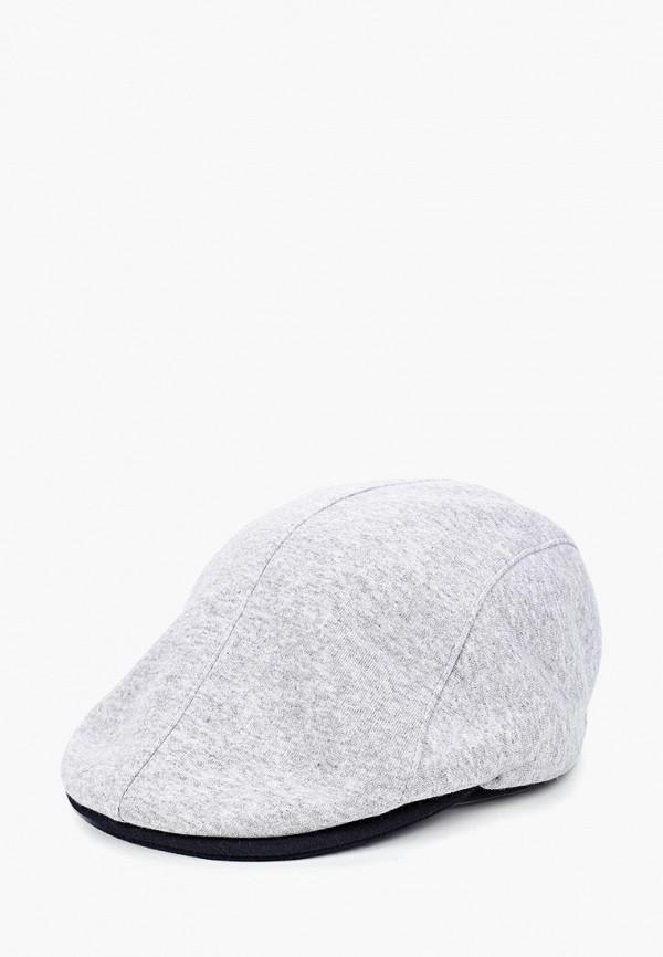 женская кепка herman, серая