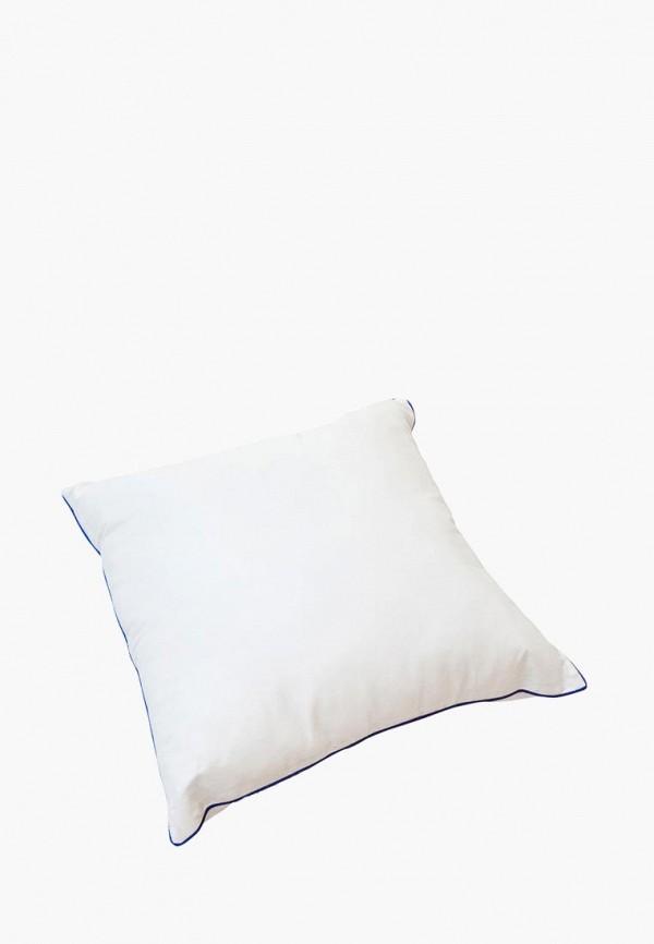 Купить Подушка декоративная SilverCrown, Ирис 40x40, MP002XU0E24H, белый, Весна-лето 2018
