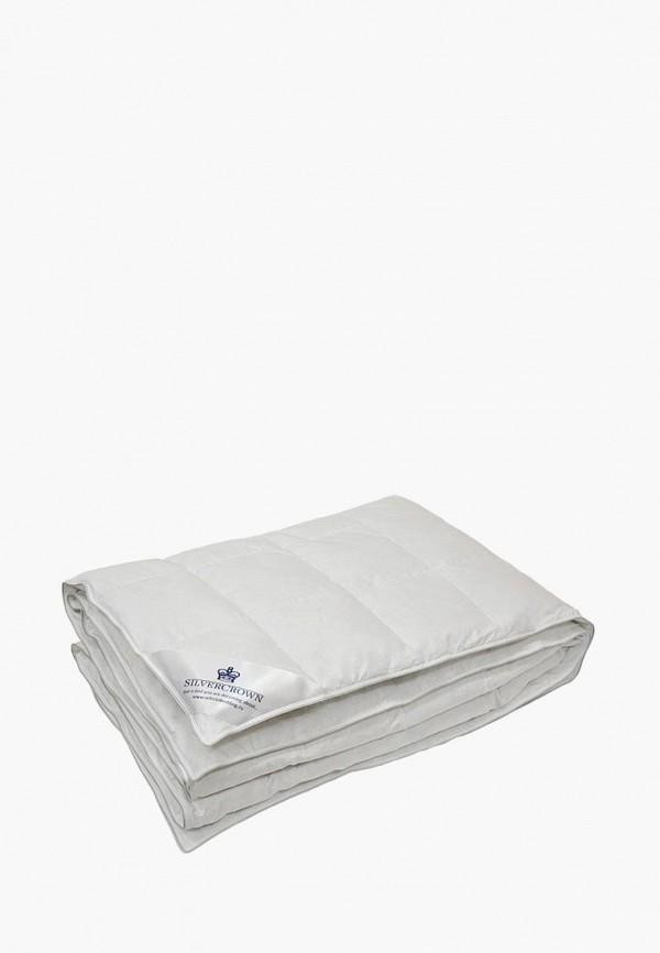 Одеяло 1,5-спальное SilverCrown SilverCrown MP002XU0E24Y одеяло 2 спальное silvercrown silvercrown mp002xu02tb2
