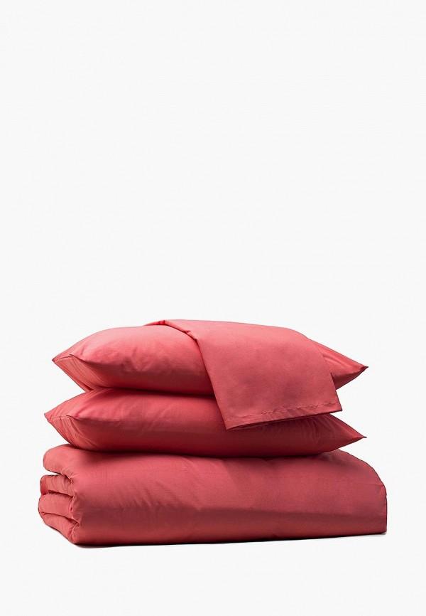 Купить Постельное белье Евро Хлопковые Традиции, mp002xu0e274, коралловый, Весна-лето 2018