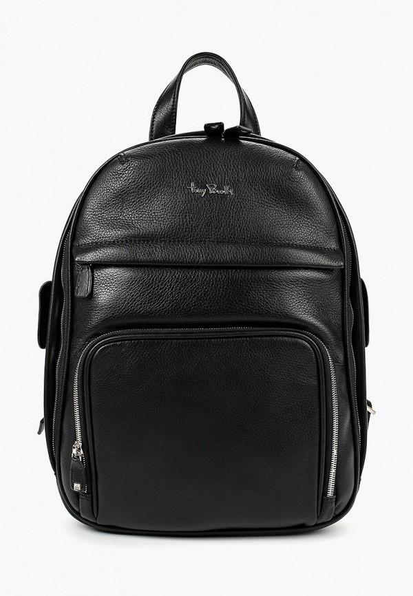 Купить Женский рюкзак Tony Perotti черного цвета