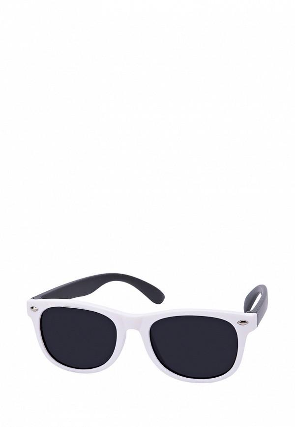 Купить Очки солнцезащитные hb белого цвета