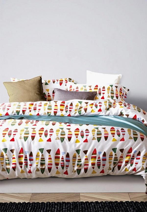 Постельное белье Евро Bellehome Bellehome MP002XU0E3JT постельное белье evim ev 12 с простыней для укрывания евро стандарт