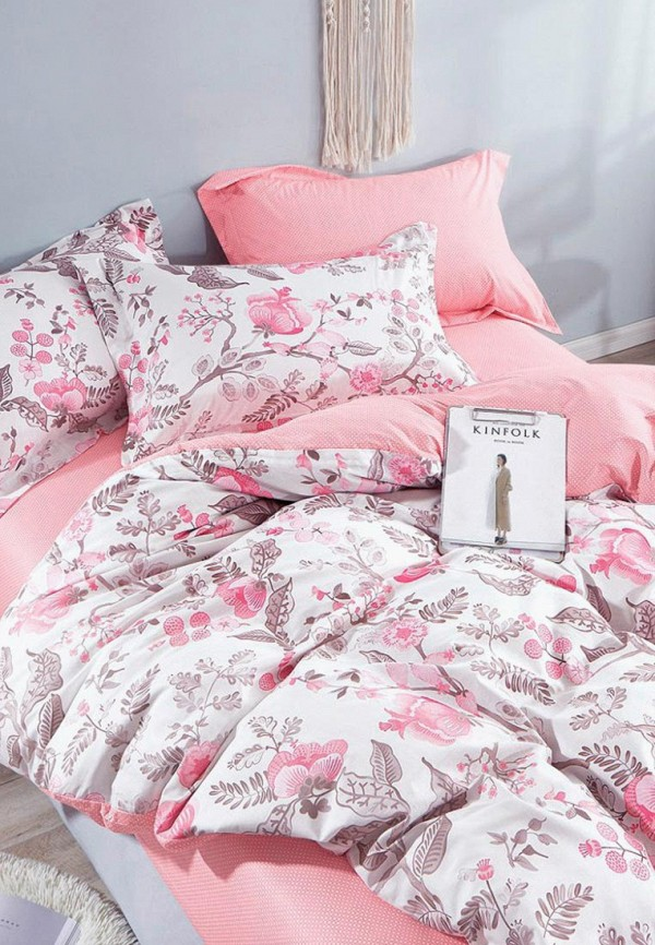 Постельное белье Евро Bellehome Bellehome MP002XU0E3K0 постельное белье roberto cavalli bravo евро стандарт