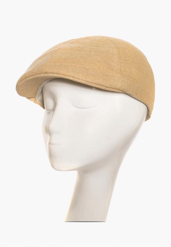 Фото 6 - женскую кепку Anna Bask бежевого цвета