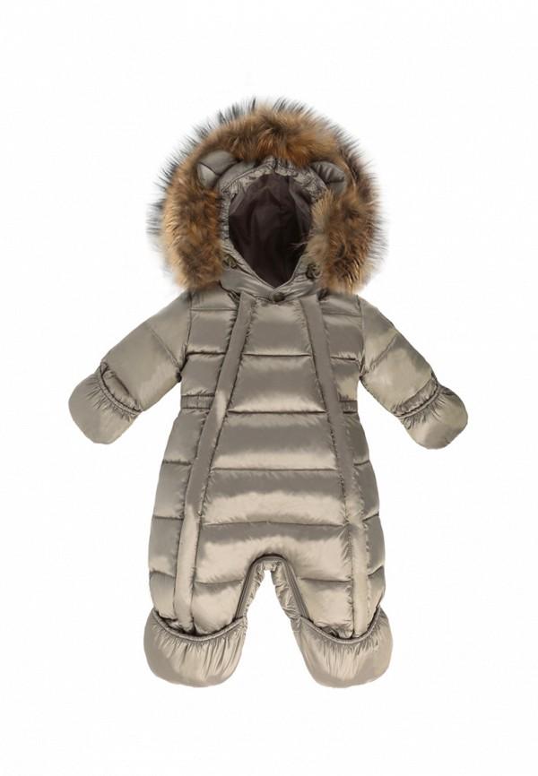 Детский комбинезон утепленный ArctiLine цвет коричневый