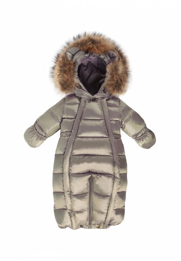 Детский комбинезон утепленный ArctiLine цвет коричневый  Фото 3
