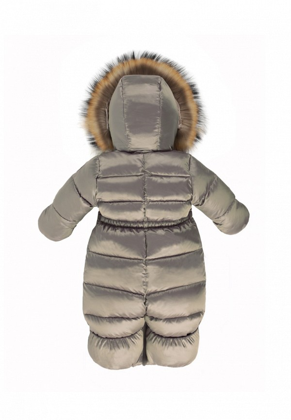 Детский комбинезон утепленный ArctiLine цвет коричневый  Фото 5