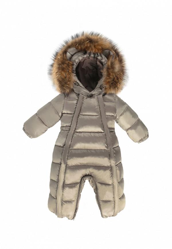 Детский комбинезон утепленный ArctiLine цвет коричневый  Фото 6