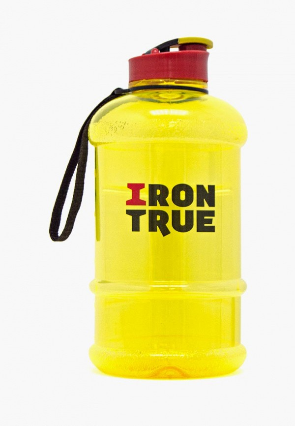 Бутылка Irontrue Irontrue MP002XU0E5DJ бутылка гантеля спортивная irontrue цвет оранжевый 2 2 л