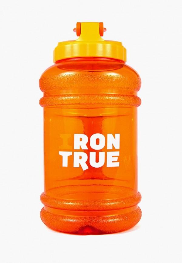Бутылка Irontrue Irontrue MP002XU0E5DT бутылка гантеля спортивная irontrue цвет зеленый 2 2 л