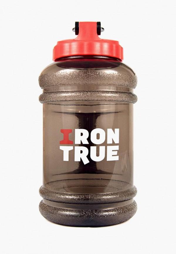 Бутылка Irontrue Irontrue MP002XU0E5DU бутылка гантеля спортивная irontrue цвет черный 2 2 л