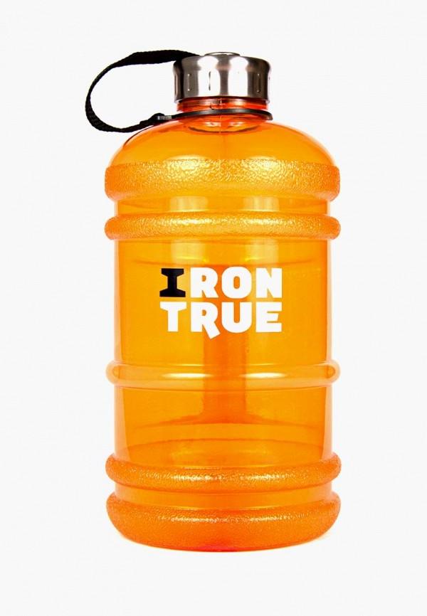 Бутылка Irontrue Irontrue MP002XU0E5DW бутылка гантеля спортивная irontrue цвет оранжевый 2 2 л