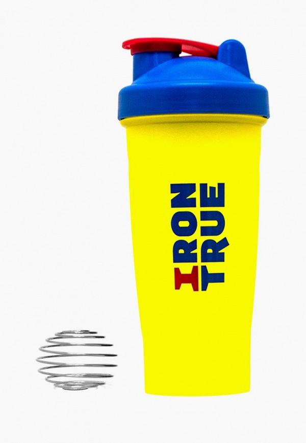 Бутылка Irontrue Irontrue MP002XU0E5EA бутылка спортивная irontrue цвет желтый красный 2 2 л