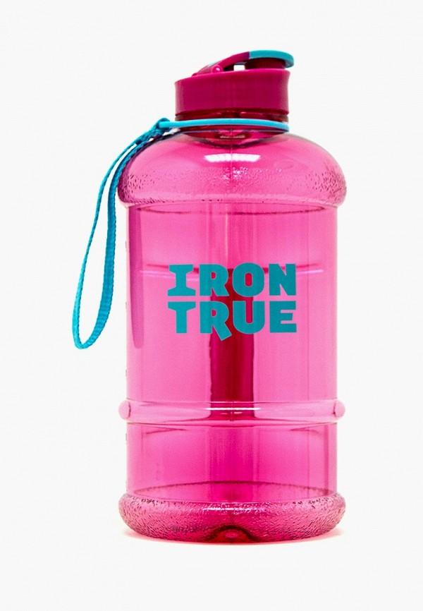 Бутылка Irontrue Irontrue MP002XU0E5EN бутылка гантеля спортивная irontrue цвет зеленый 2 2 л