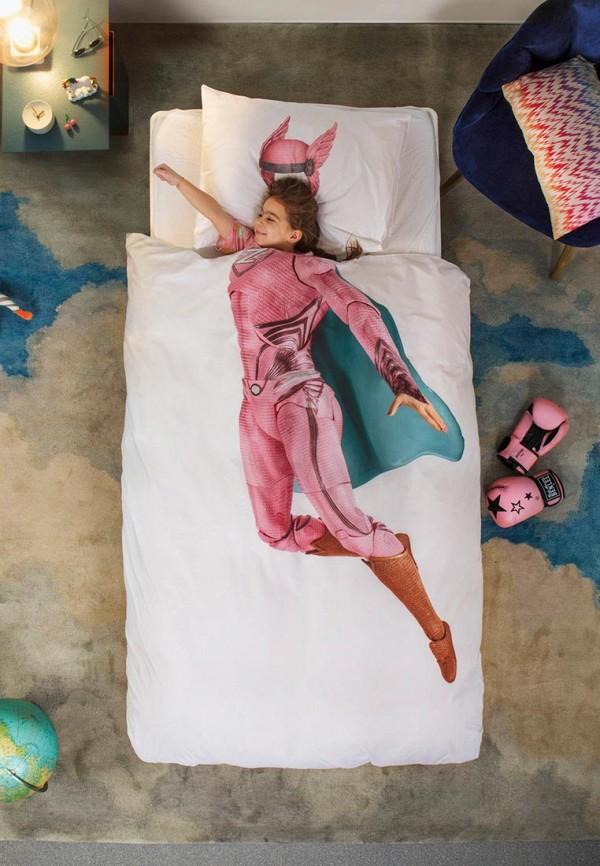 цена Постельное белье 1,5-спальное Snurk Snurk MP002XU0E5GK онлайн в 2017 году
