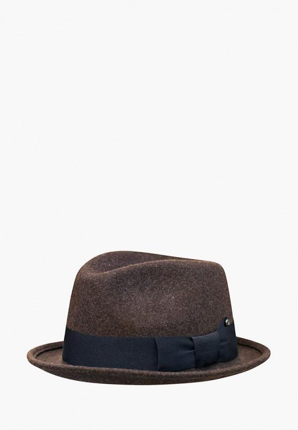 женская шляпа cardinal&margo, коричневая