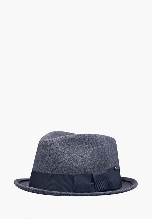 женская шляпа cardinal&margo, серая