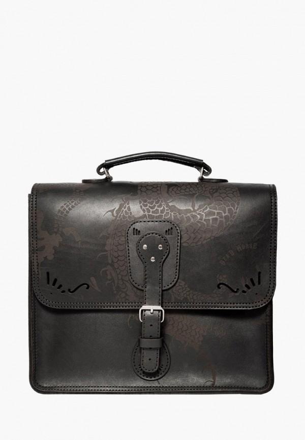 женская сумка deadhorse, черная