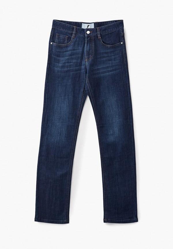 женские прямые джинсы forward, синие