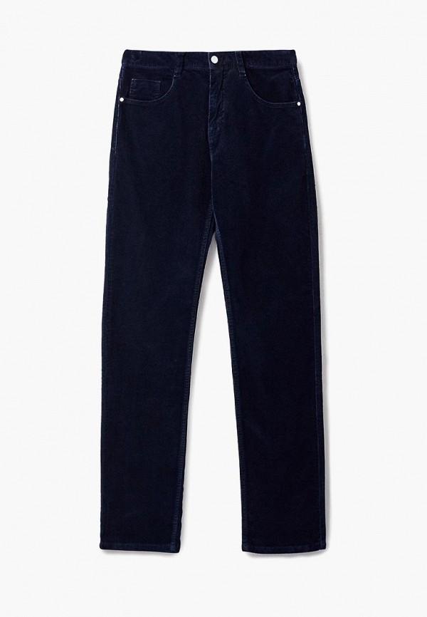 женские повседневные брюки forward, синие