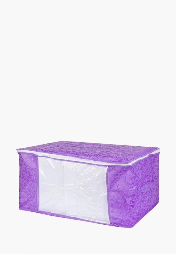 Короб для хранения El Casa El Casa MP002XU0E6JL корзинки el casa сумочка интерьерная для хранения ирисы и незабудки