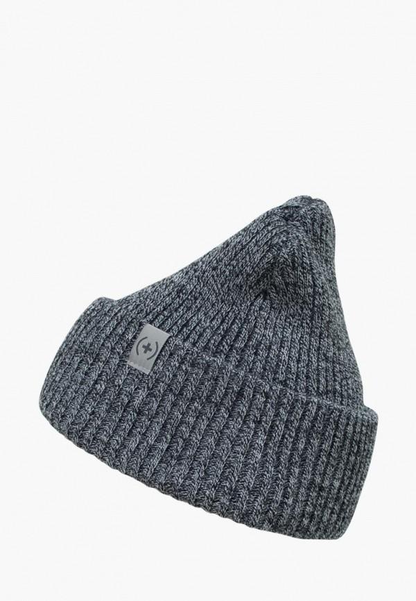 женская шапка sammy icon, серая