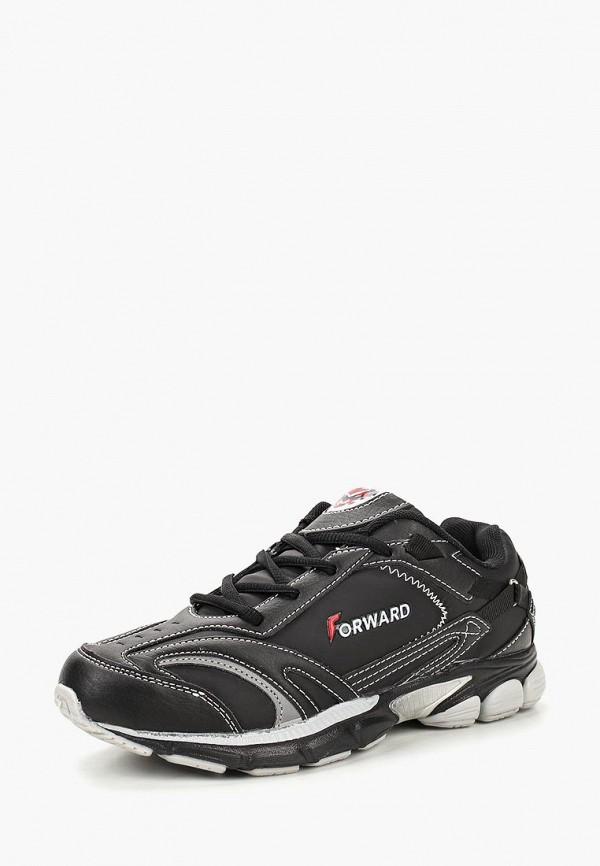 женские кроссовки forward, черные
