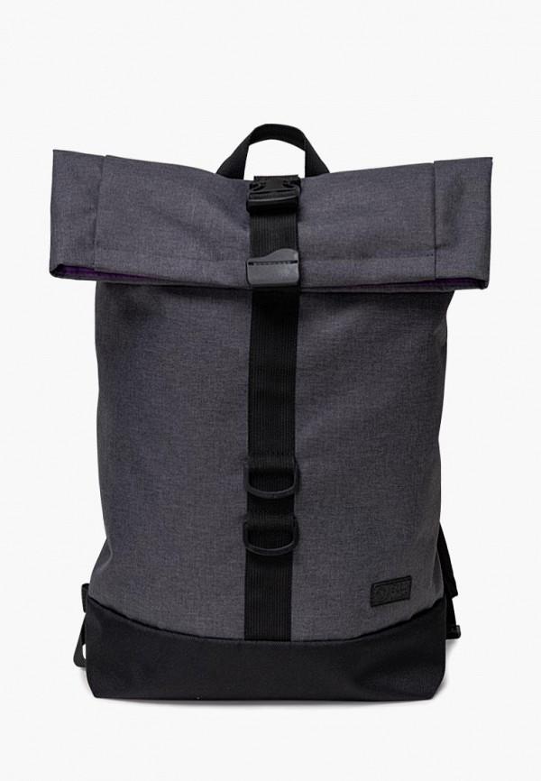 женский рюкзак 5000 miles, серый