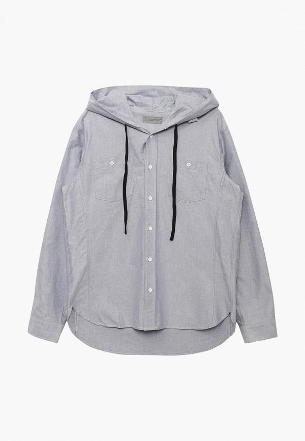 Рубашка  серый цвета