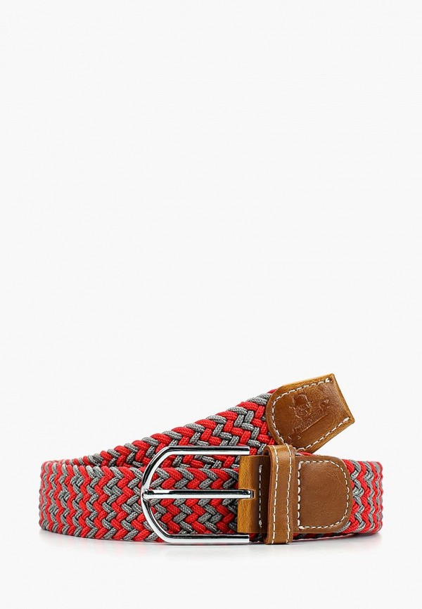 женский ремень churchill accessories, красный