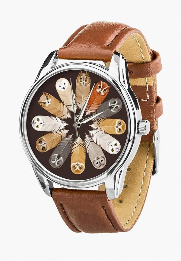 женские часы ziz, коричневые