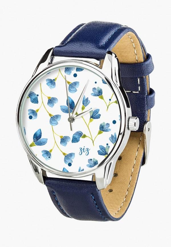 женские часы ziz, синие