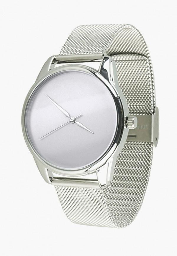 женские часы ziz, серебряные