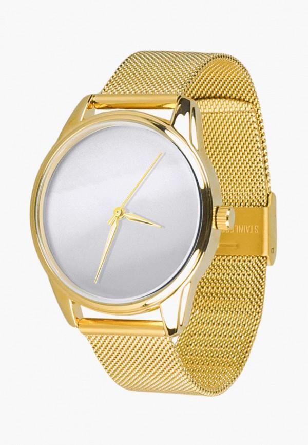 женские часы ziz, золотые