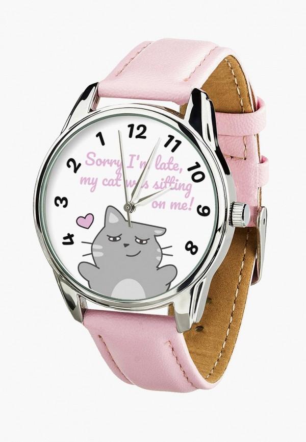 женские часы ziz, розовые