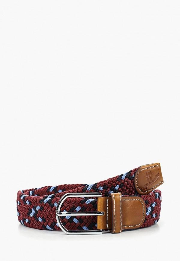 женский ремень churchill accessories, бордовый