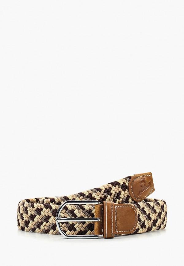 женский ремень churchill accessories, коричневый