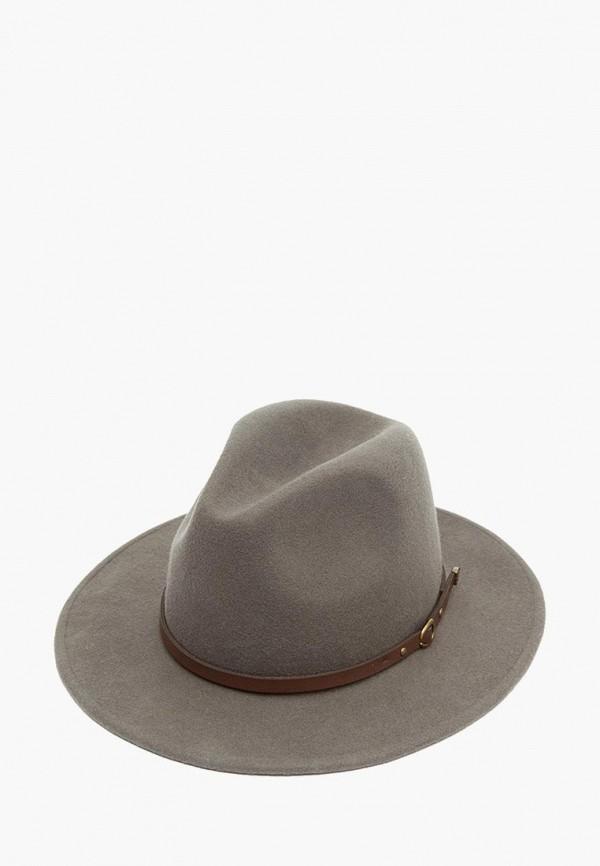 женская шляпа christys, серая