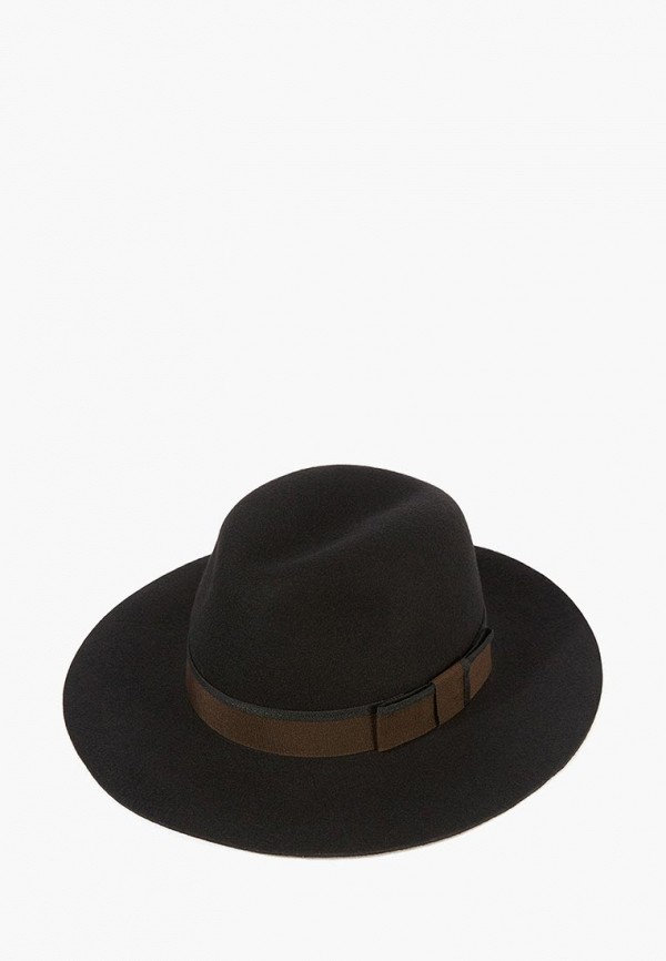 женская шляпа christys, черная