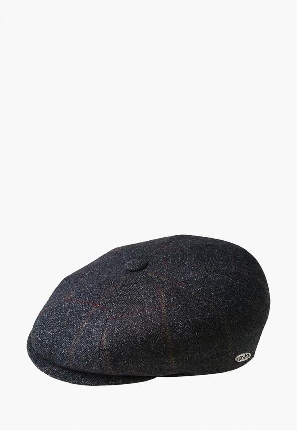 женская кепка bailey, серая