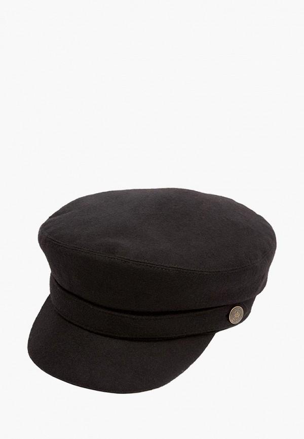 женская кепка christys, черная