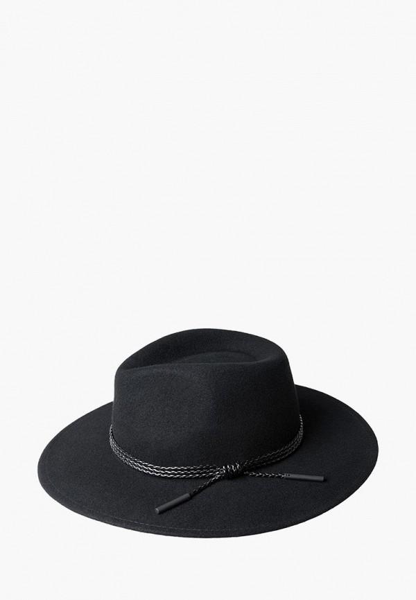 женская шляпа bailey, черная
