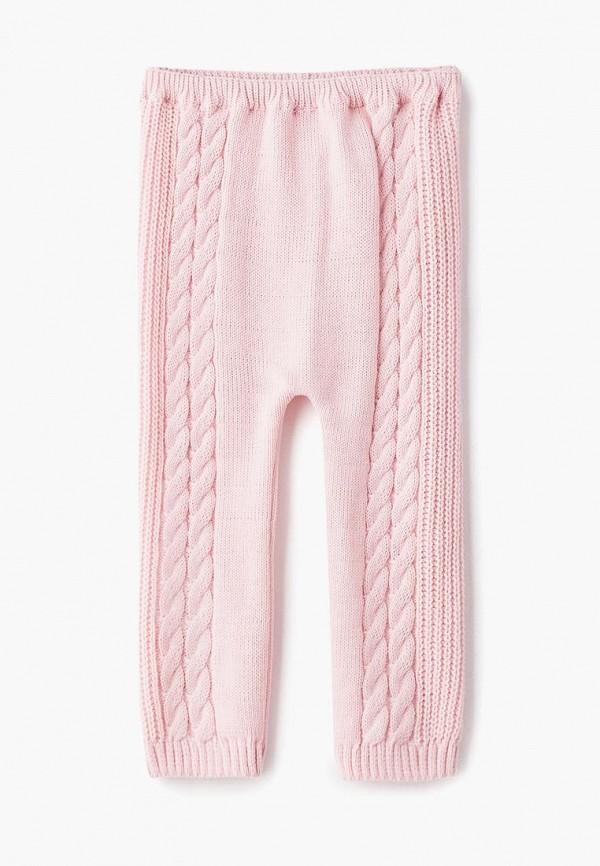женские брюки лапушка, розовые