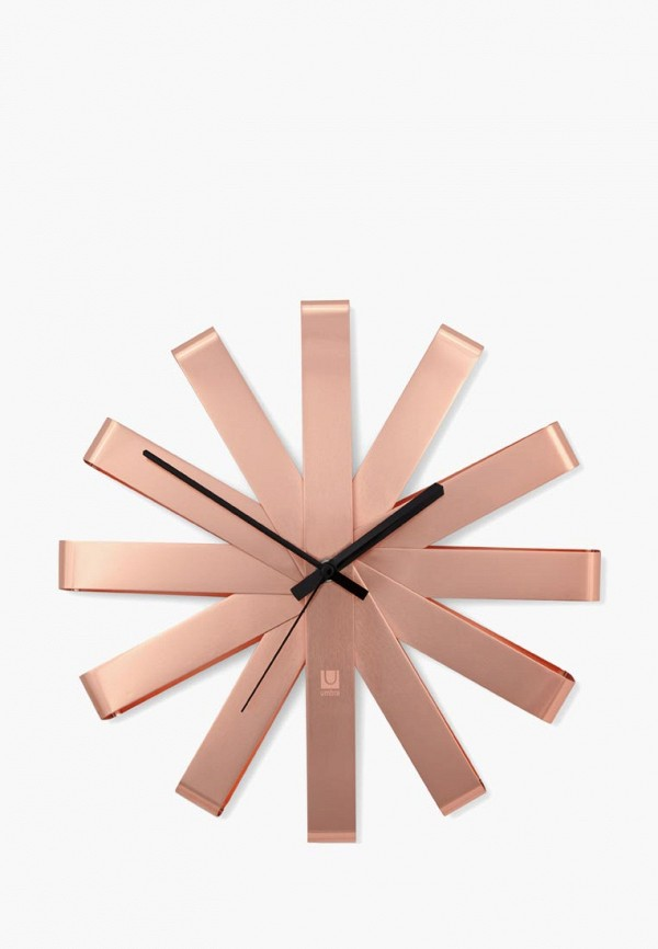 Часы настенные umbra umbra MP002XU0E7O1 umbra креативные настенные часы numbra