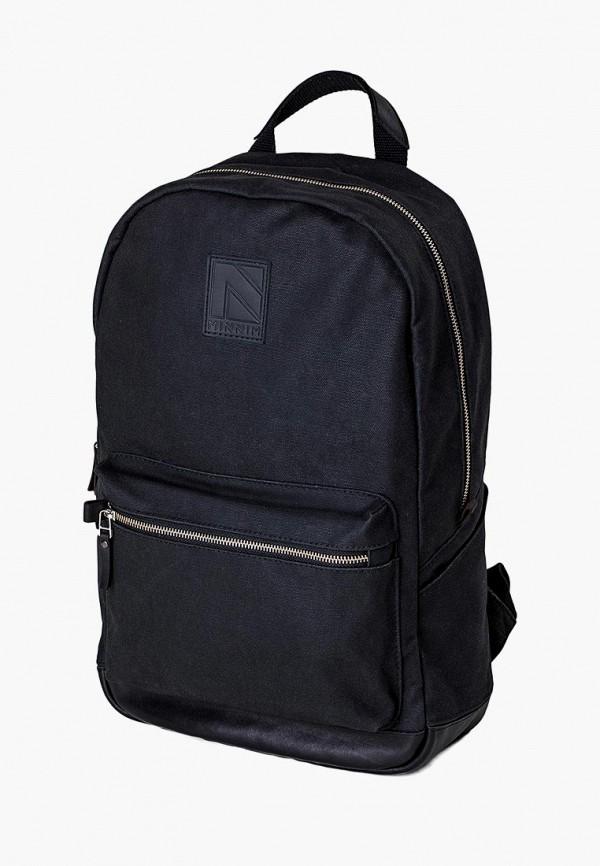 женский рюкзак minnim, черный